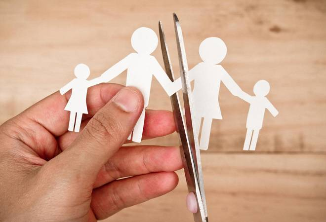 Crianças e jovens sofrem com divórcio