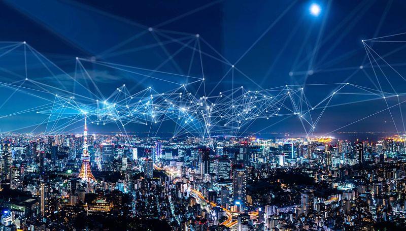 Armazenamento de dados do Japão