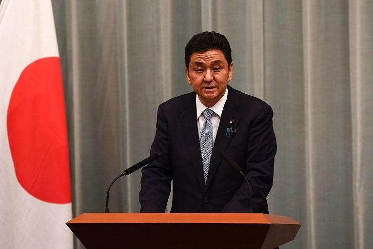Ministro da Defesa do Japão afirmou que sua pasta estuda a possibilidade do envio de médicos e enfermeiros do SDF para trabalharem nas competições. Foto por Charly Triballeau