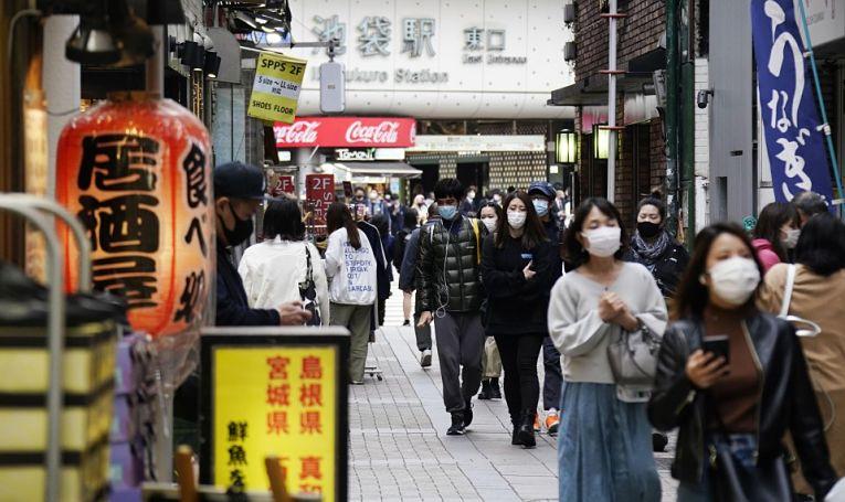 Depois de Tokyo, a prefeitura de Hokkaido registrou o maior número de contaminados no Japão com 441 novas contaminações pelo SARS-CoV-2 neste sábado seguida por Aichi com 347 infecções.