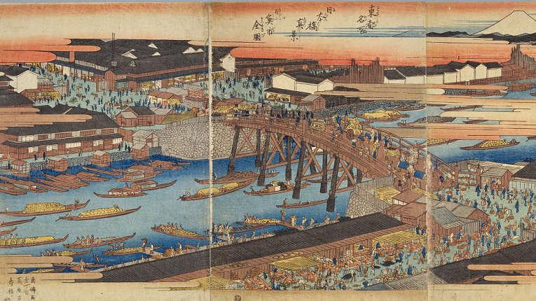 Com o fim das guerras, muitos bushi se tornaram ronins e o espectro das conspirações ainda assombravam a sociedade japonesa. Aos poucos, a população foi se sentindo segura sob a liderança de Tokugawa Ieyasu