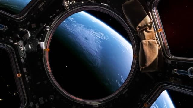 Planeta Terra vista por dentro de aeronave