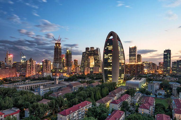 9°. Beijing - China