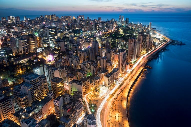 3°. Beirute - Líbano