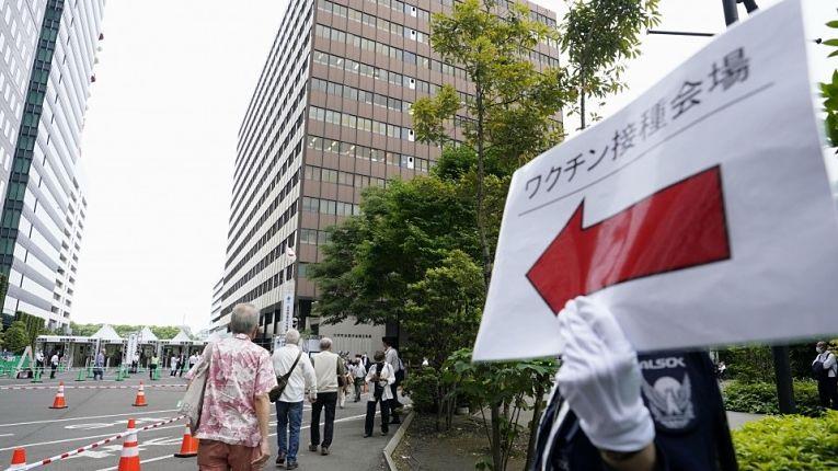 O Japão deve acelerar sua campanha de vacinação em aproximadamente um milhão de doses aplicadas por dia