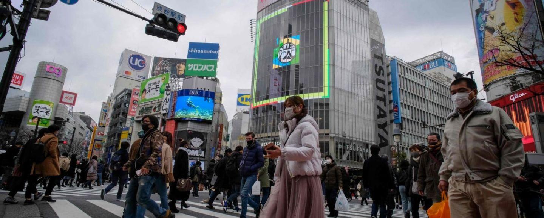 Economia no Japão registrou índices de desemprego com 3 estado de emergência