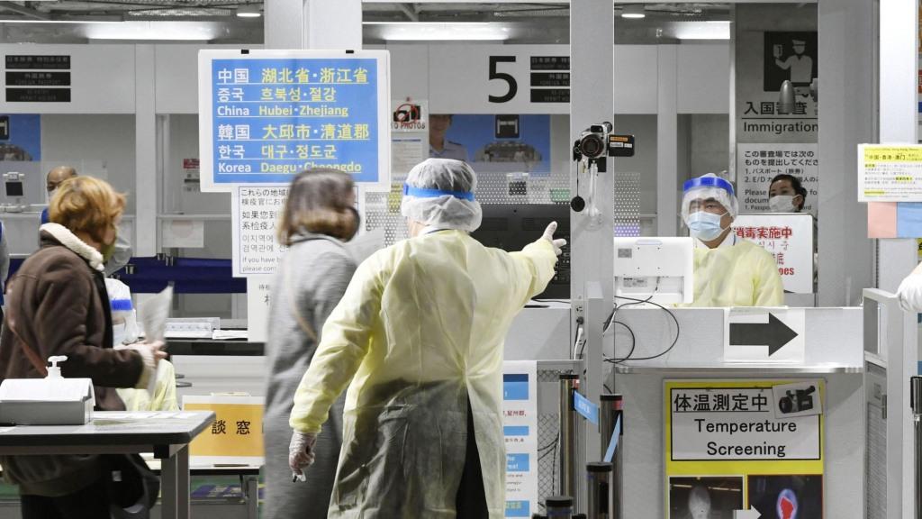 Medidas restritivas na fronteira do Japão faz visitas caírem drasticamente