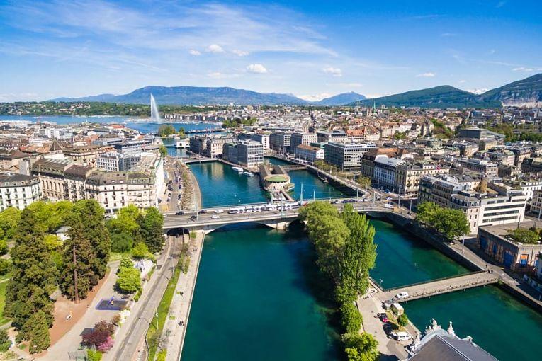 8°. Genebra - Suíça