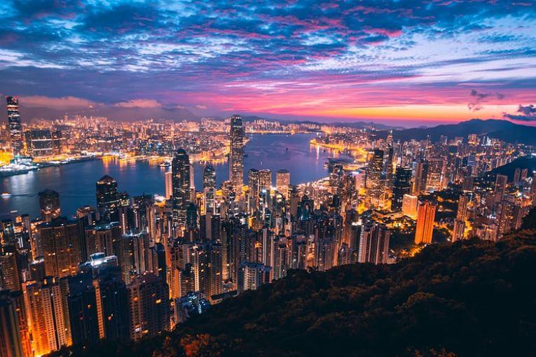 2°. Hong Kong - China