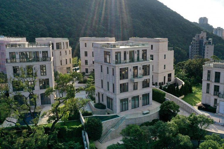 Condomínio Mount Nicholson, local da vaga de carro mais cara do mundo: U$ 1.3 milhões
