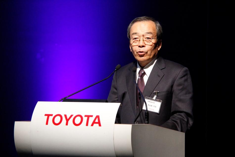 Presidente da Toyota Motors, Takeshi Uchiyamada, fala da importância da computação quântica para o futuro da competitividade da indústria do Japão