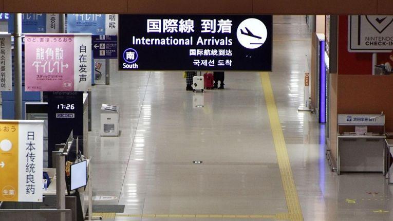 Com pouco mais de 10 mil estrangeiros que visitaram o país no mês de maio, o Japão registrou uma queda de 99,6% de turistas estrangeiros em relação a 2019