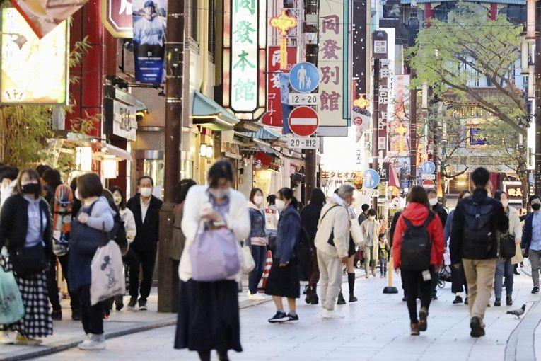 A pressão no sistema de saúde do Japão está em queda a cerca de uma semana apesar do número de óbitos relacionados ao SARS-CoV-2 siga próximo a 100 casos diários