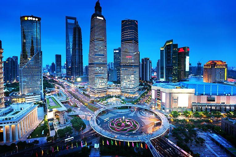 6°. Shanghai - China