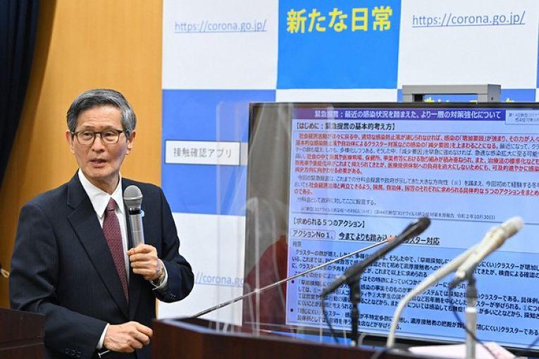 O principal conselheiro do governo, o infectologista Shigeru Omi, afirma que não é razoável a realização de um evento dessa magnitude em meio a uma pandemia sem precedente