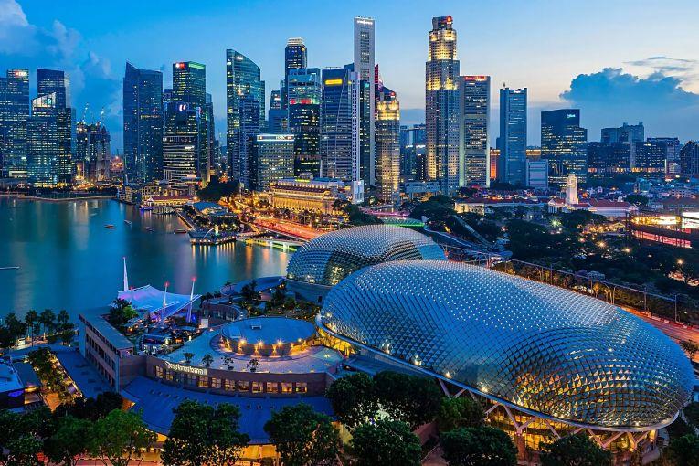 7°. Singapura