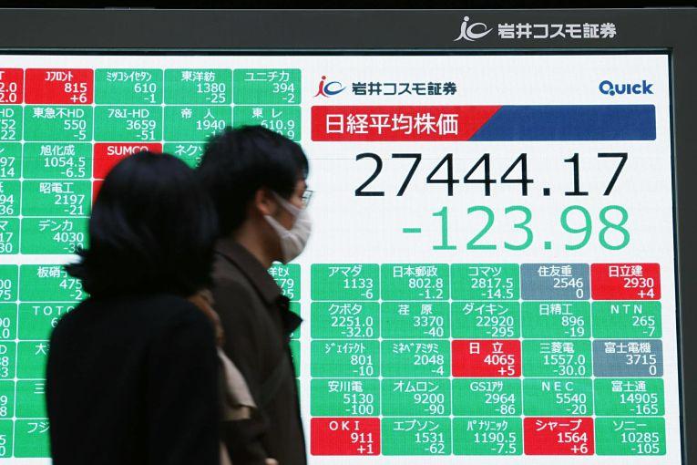 A balança comercial japonesa foi superavitária em relação ao Japão, China e estados asiáticos e deficitária em relação aos países da União Europeia