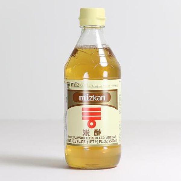 Vinagre japonês de arroz