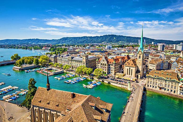 5°. Zurich - Suíça