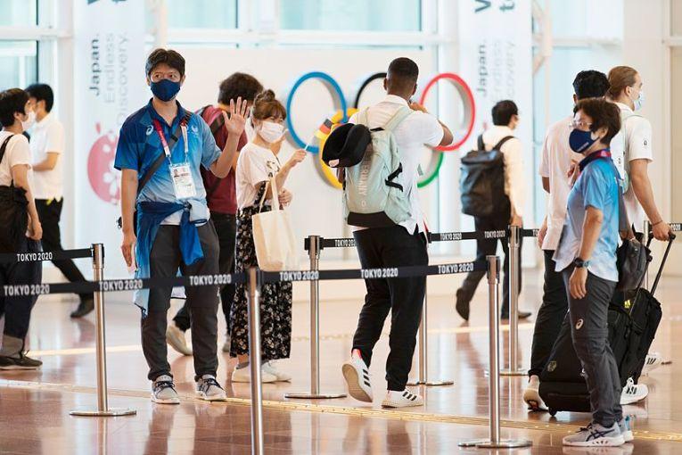 Já foram identificados 71 casos envolvendo pessoas relacionadas as Olimpíadas