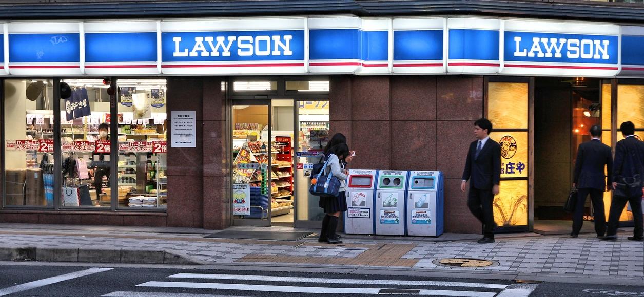 Lawson passará a oferecer colher de madeira em vez de plástico em oito lojas em Tokyo