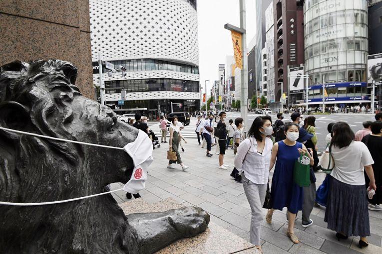 Apesar da baixa testagem, o Japão registrou o menor número de mortos desde o começo da pandemia no país