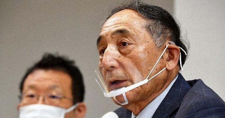 Masaaki Takano, 83, idealizador e responsável pelo processo de indenização pelo estado a 84 vítimas da explosão nuclear de 6 de agosto de 1945