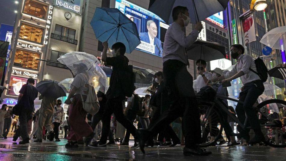 Além do aumento no número de casos, foi confirmado o primeiro caso de COVID-19 na Vila Olímpica de Tokyo