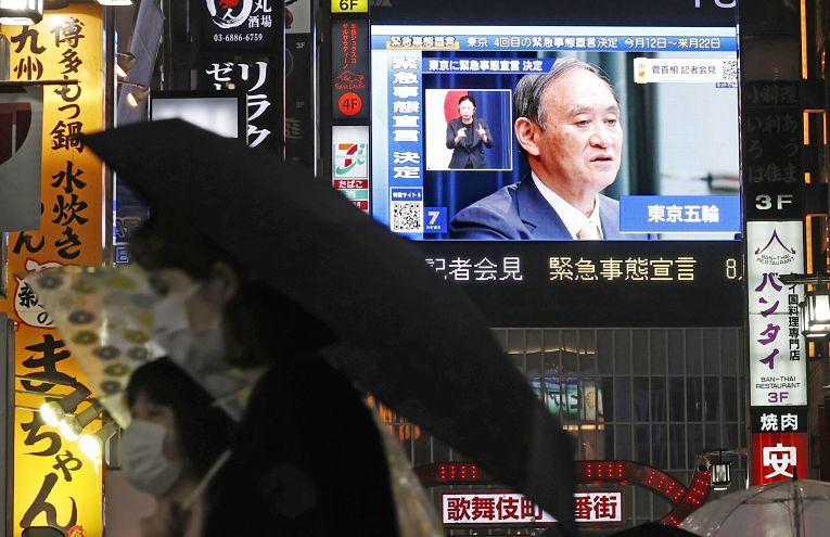 Maior preocupação dos pesquisados é a que realização dos Jogos Olímpicos se torne um evento super disseminador para o Japão e para o mundo