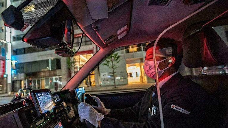 Alguns taxistas de Tokyo deverão trabalhar como motoristas para atletas em carros oficiais e ônibus de delegações