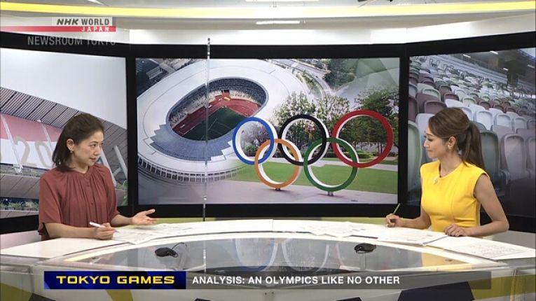 Cerimônia de abertura durou cerca de 4 horas e foi retransmitida por diversas emissoras como a NHK e a TV Asahi