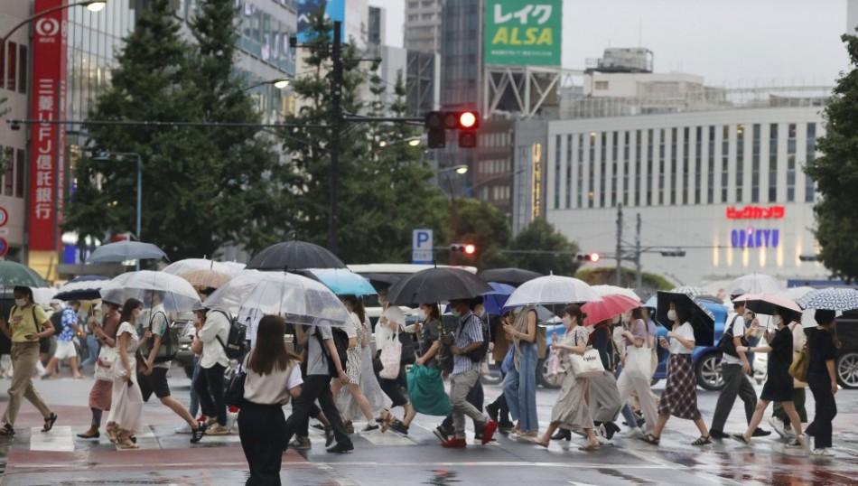 Sistema de saúde japonês segue fortemente pressionado por novas interações pelo SARS-CoV-2