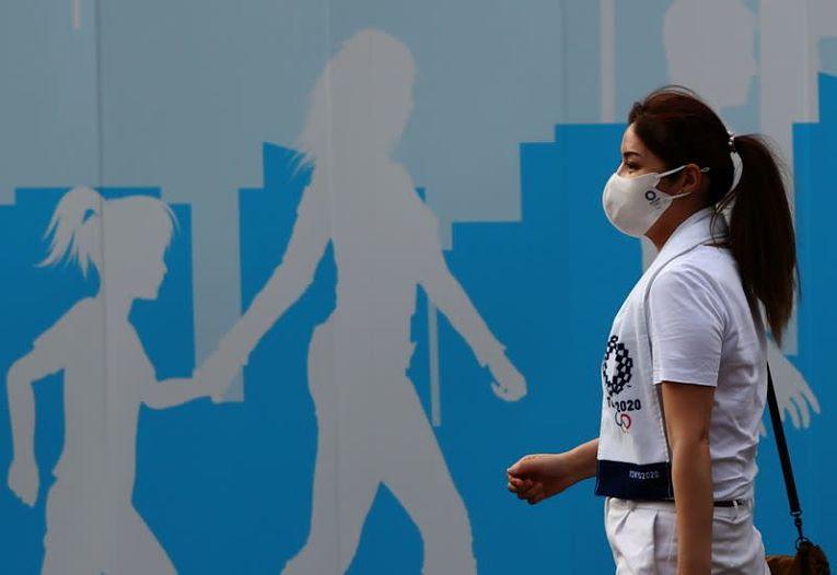 17 pessoas ligadas aos Jogos Olímpicos de Tokyo foram contaminados nesta segunda-feira (2), no total, 276 foram infectadas desde 1° de julho