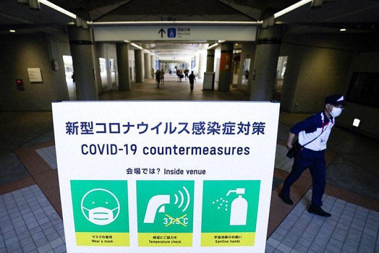 Pessoas ligadas a realização dos eventos Paralímpicos contaminadas pelo SARS-CoV-2 chegaram a 148 desde o dia 12 de agosto. Nesta quinta-feira aconteceram 15 contaminações e a primeira hospitalização de um não atleta estrangeiro