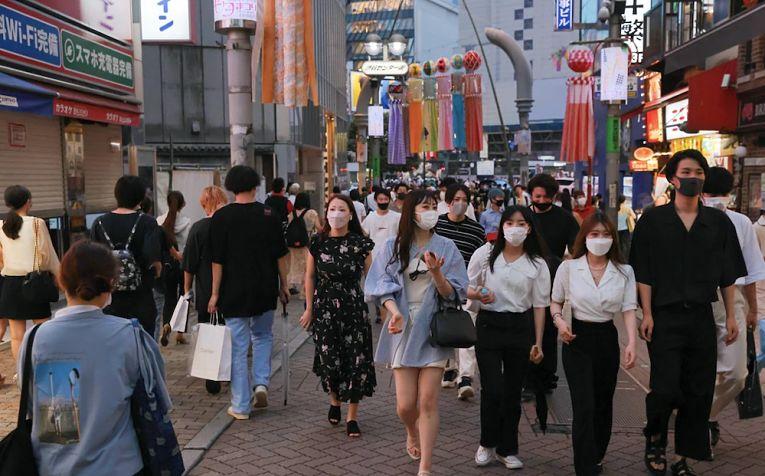 Mias 26 pessoas ligadas aos Jogos Olímpicos de Tokyo se contaminaram com o SARS-CoV-2. O total cumulativo desde 1° de julho é de 430 pessoas
