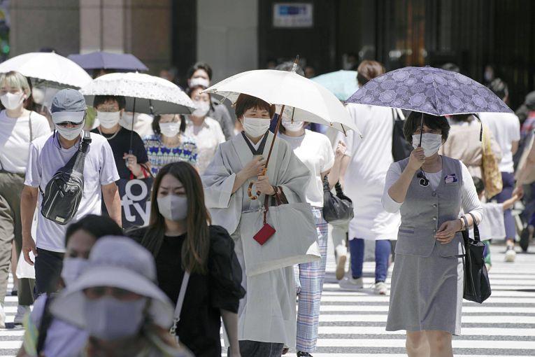 A quantidade de hospitalizações por pacientes com sintomas moderados de COVID -19 nos hospitais seguem em preocupante alta pelo 4º dia consecutivo. Esse ritmo coloca em risco o sistema de saúde japonês