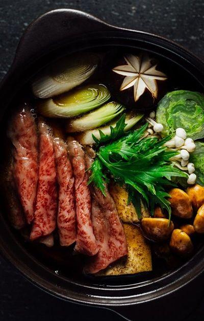 Sukiyaki completo