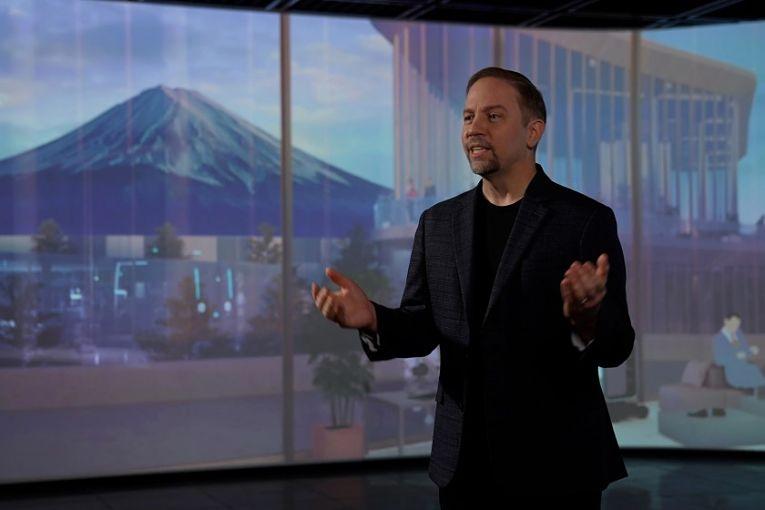 CEO da Woven City e diretor digital da Toyota, James Kuffner