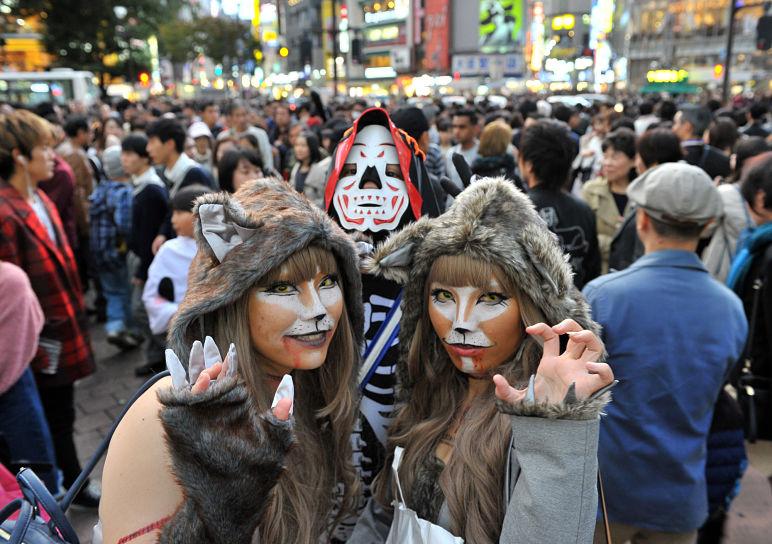 Shibuya no Halloween 2016